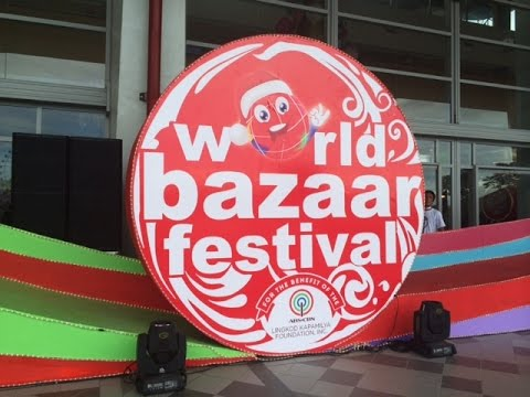Worldbex World Bazaar Festival World Trade Center Buendia Pasay City by HourPhilippines.com