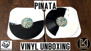 Freddie Gibbs & Madlib - Pinata Vinyl Unboxing   KurVibes