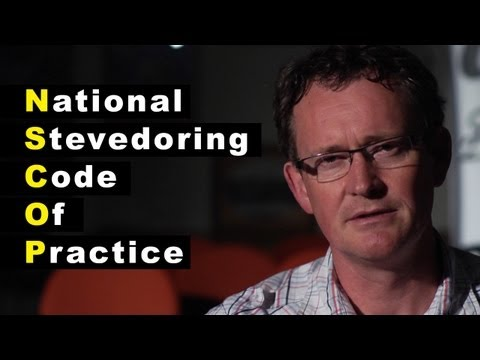 National Stevedoring Code of Practice - Fight To Survive