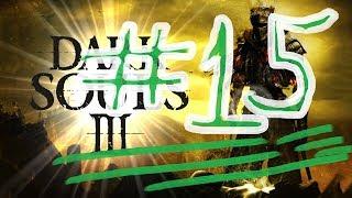 [Dark Souls 3 прохождение][#15] Где этот червяк?!?!?? ► Анор Лондо и  Олдрик, Пожиратель Богов