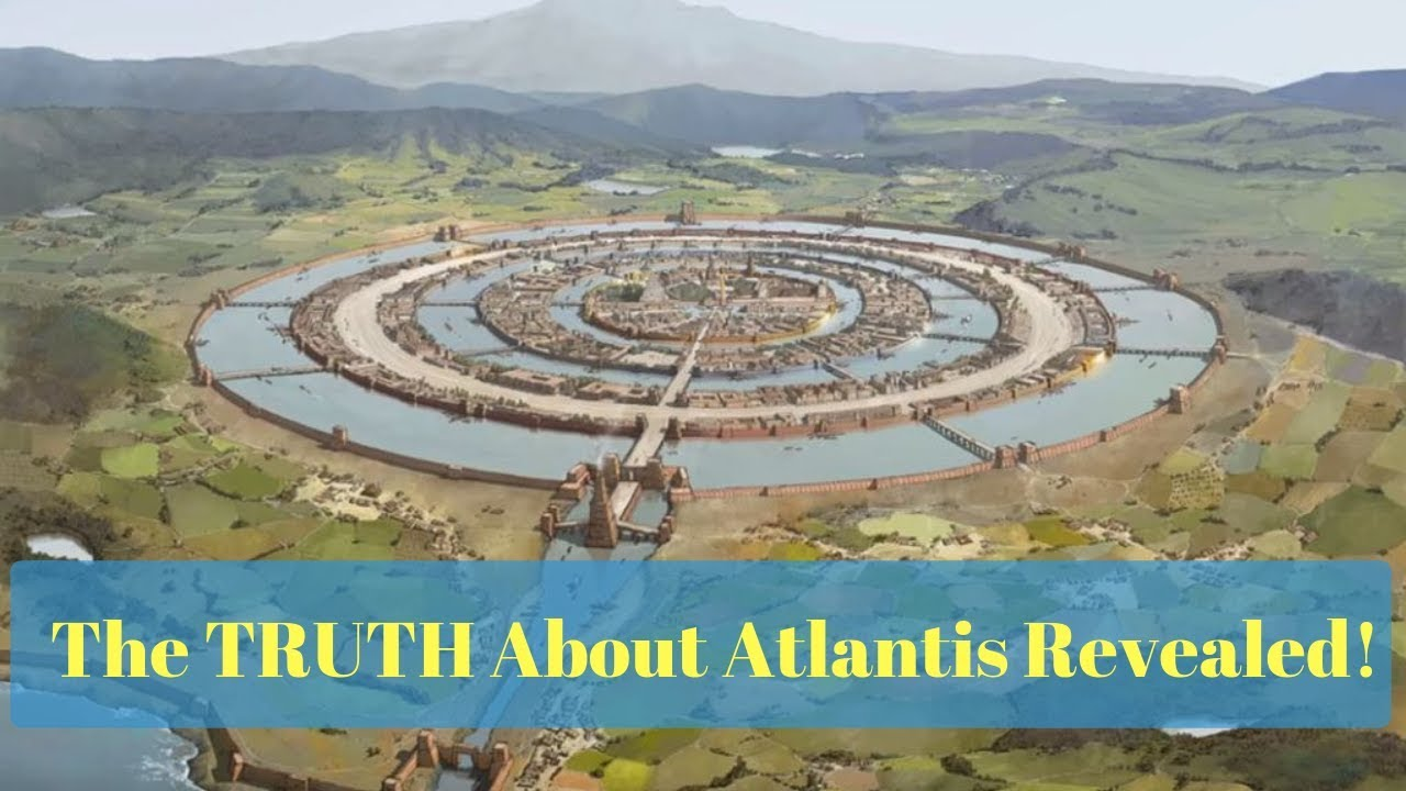 Download The Truth About The Lost City of Atlantis