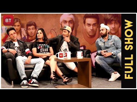 Fukrey Returns Movie 2017   Richa Chadda, Pulkit,Varun Sharma,Manjot,Ali Fazal   Exclusive Interview