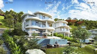 Lâm Sơn Ivory Villas & Resort - Hòa Bình - Mua giá gốc LH 0913 406 160