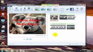 Windows Movie Maker Tutorial Tricks & Tips & How To's - Video Editing Software Free
