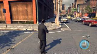 Mafia 2 - Glitch - Police refuse to shoot me