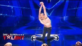 Krass! Er verdreht nicht nur den Juroren den Kopf! | Das Supertalent 2018 | Sendung vom 10.11.2018