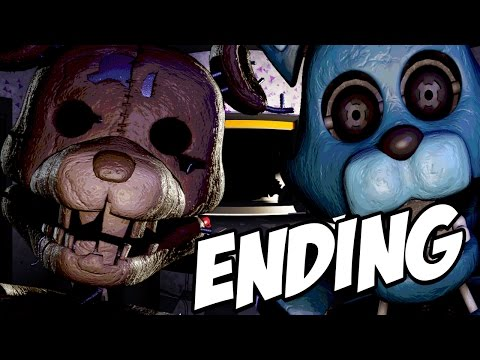 Five Nights at Candys 2 Simulator: ENDING - PLAY AS ALL ANIMATRONICS! Shadow Candy BOSS! FNAC World?