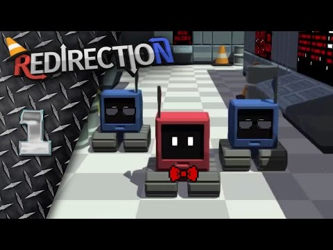 Let's Play Redirection #1 - Red Alert! |