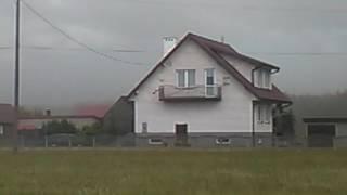 Pylenie popiołów ze składowiska Lubień z PGE Elektrowni Bełchatów