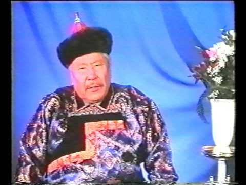 Бурятия Dashi-Nima Dugarov: Sagaalganaar! (part 1)
