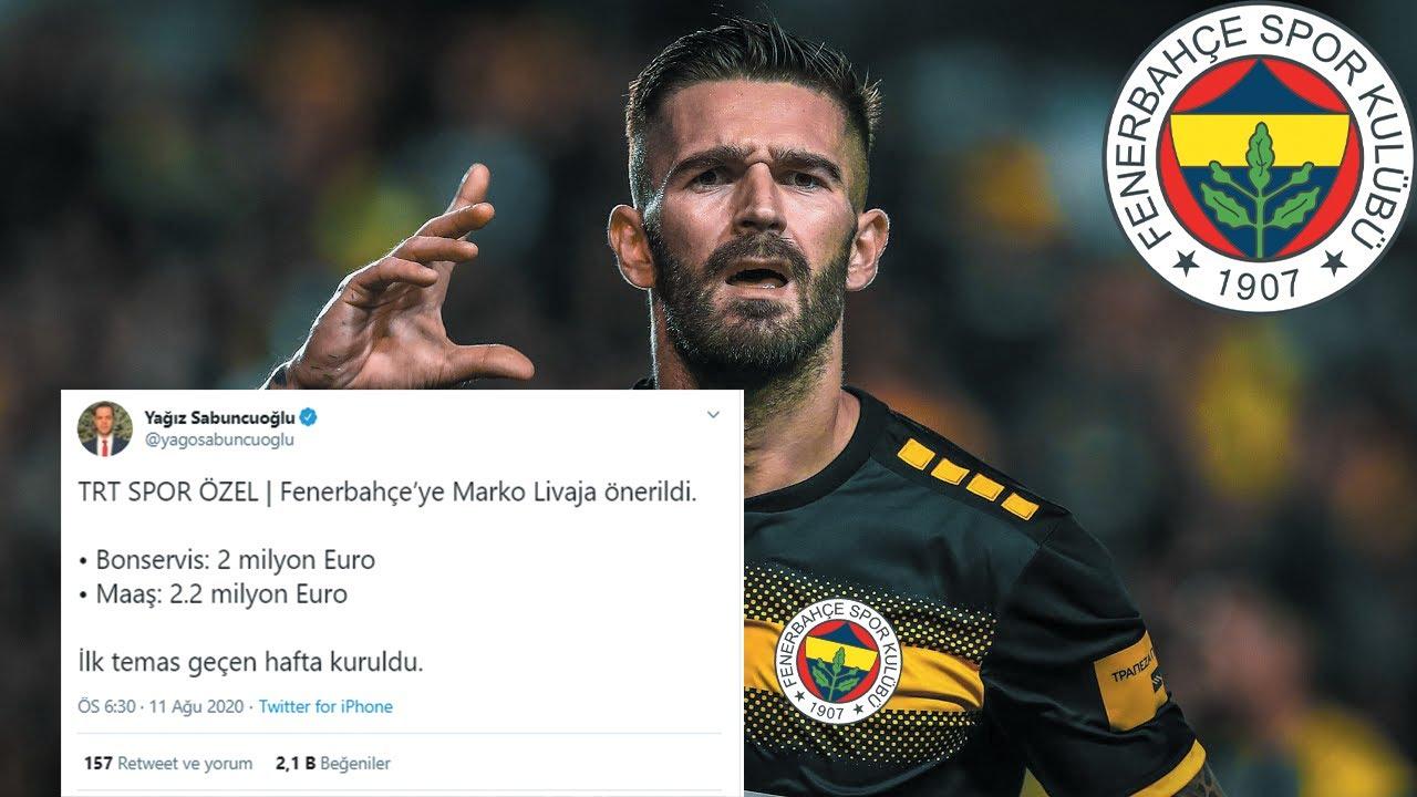 Marko Livaja FENERBAHÇE'DE | Yağız Sabuncuoğlu Açıkladı | Fenerbahçe  Transfer