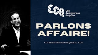 Parlons Affaire! - Tracy Perrault