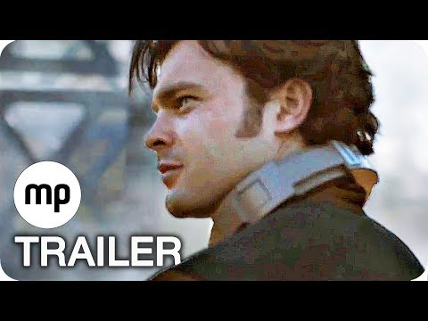 Solo: A Star Wars Story Trailer 3 German Deutsch (2018)