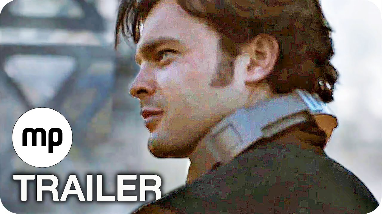 Solo: A Star Wars Story Trailer 3 German Deutsch (2018)