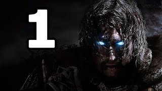 Middle-earth: Shadow of Mordor Walkthrough Part 1 - No Commentary Playthrough (PC)