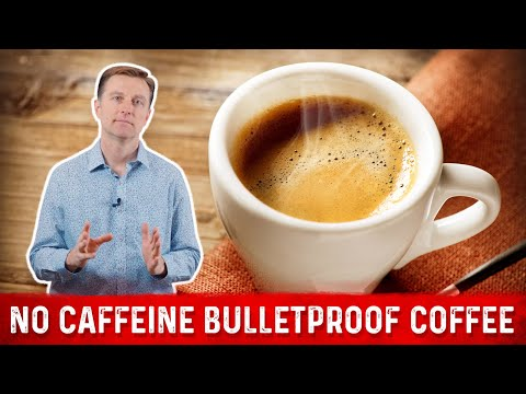 No Caffeine Bulletproof Coffee Alternative for Keto & Intermittent Fasting