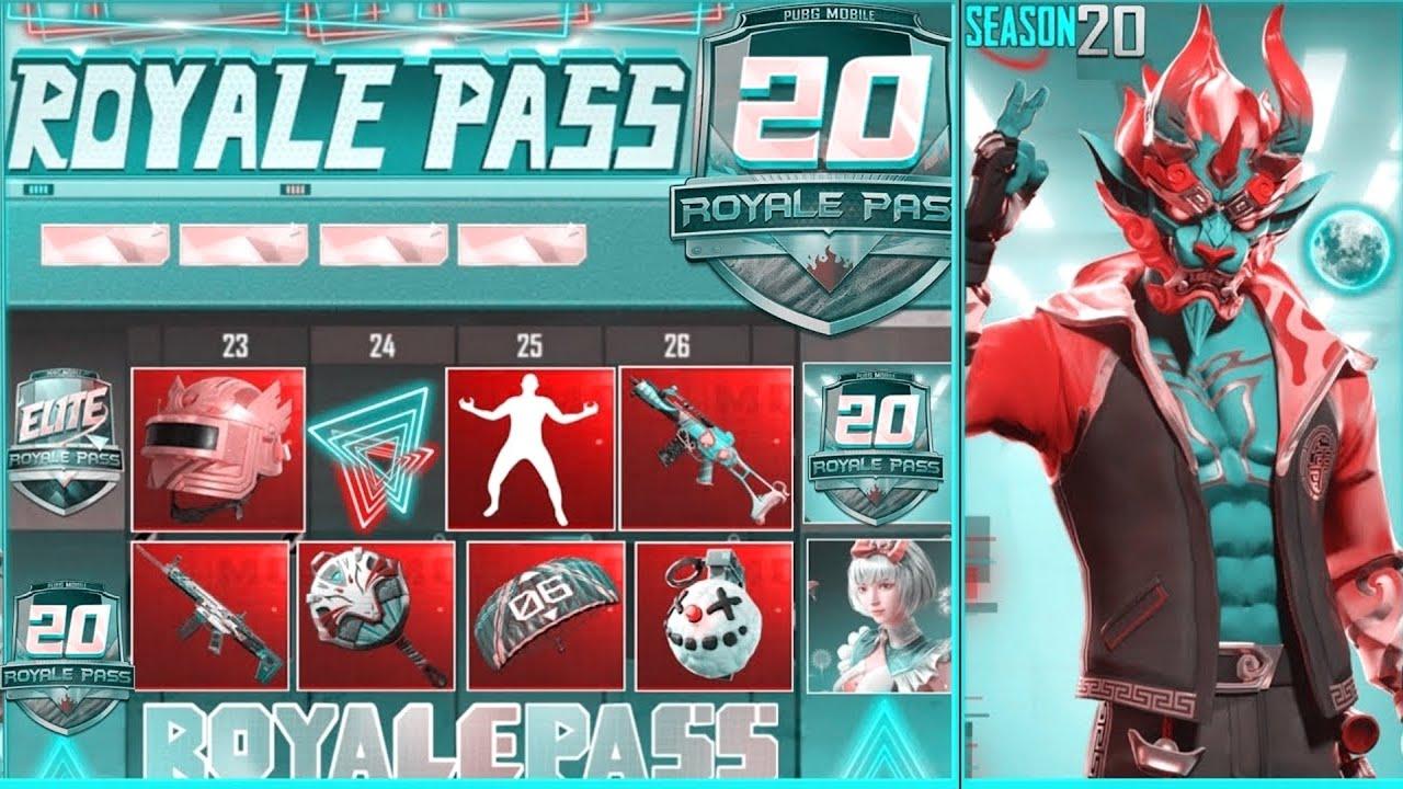 S20 full season Leaks | SS1 pubg mobile | Zalmi gaming