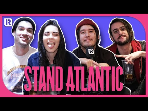 Stand Atlantic On 'Shh!', New Album Plans & Touring With The Maine
