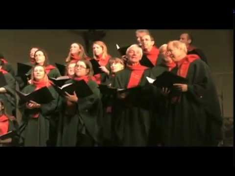 Carol of the Bells - arr: Peter Wilhousky -- The Stairwell Carollers