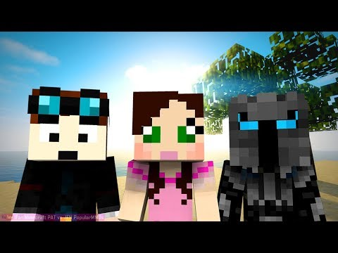 NEW PopularMMOs Pat And Jen Minecraft How Did Secret Treasure of Devil Punish Pat's Greedy?