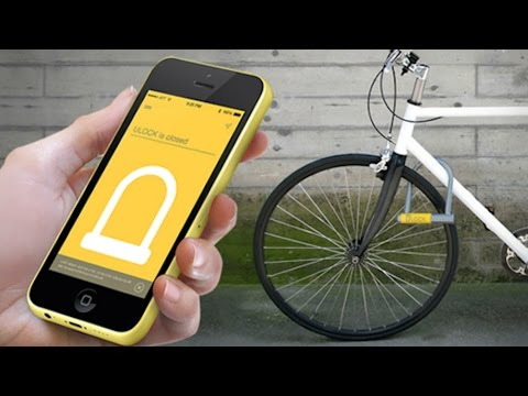 5  Bike Inventions That Will Make Bike Thieves Jobless