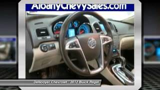 2012 Buick Regal Used Albany NY 12205 P8733