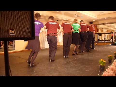 EDC Performs Shop Dances (Graovsko Horo - Divotinsko Horo) @ the 3rd Annual Verea Bulgarian Festival
