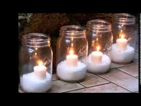 Decoracion con velas en navidad youtube - Decorar con velas ...