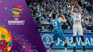 France v Iceland - Highlights - FIBA EuroBasket 2017