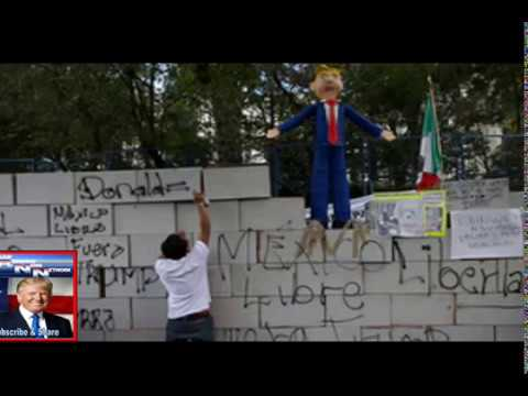 Trump to order Mexico wall in national security crackdown