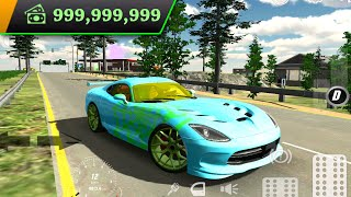 Car Parking Multiplayer - DODGE VIPER tuning & driving - Money MOD APK - Android Gameplay #23