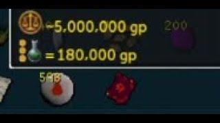 RS3 Zuk is INSANE LOOT (26M in 40 mins lol)