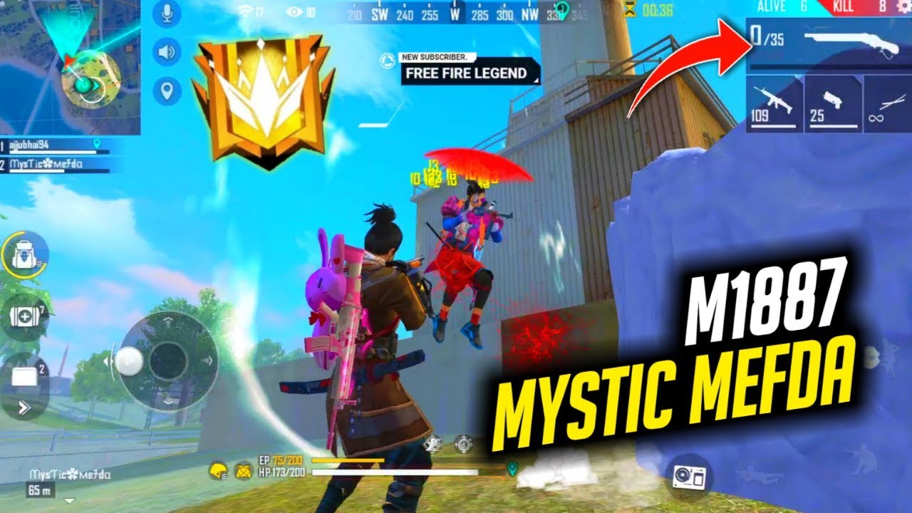 Do Goli Vali ShotGun Play Mystic Mefda - Garena Free Fire- Total Gaming