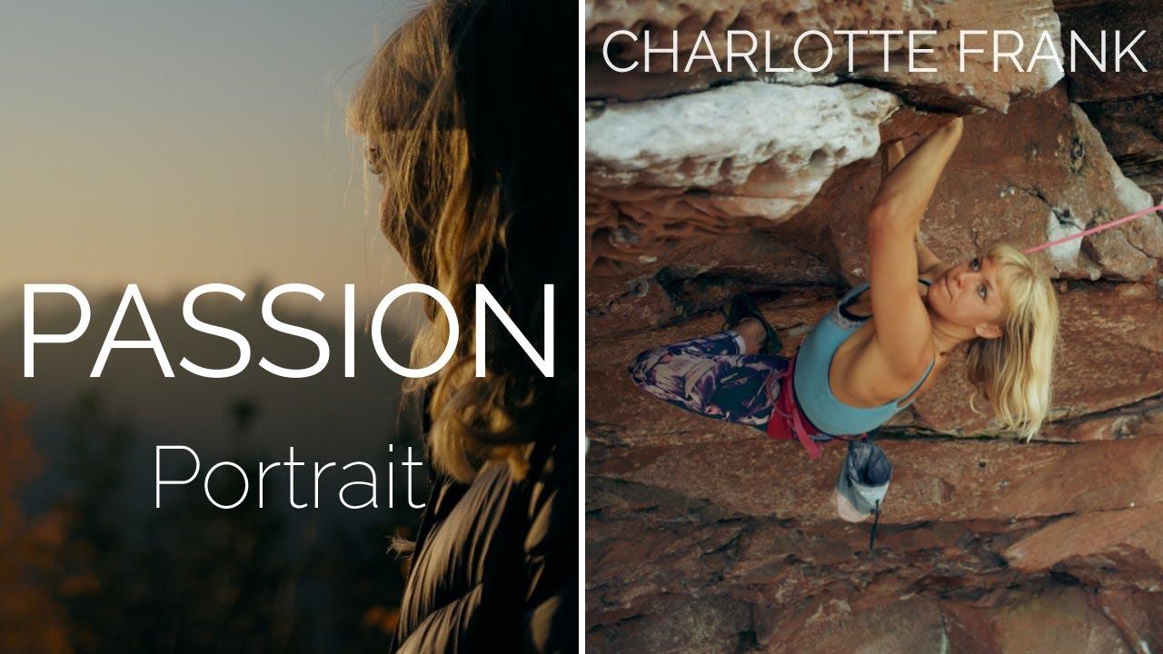 PASSION (Portrait)  - Sportklettern mit Charlotte Frank / Sport Climbing with Charlotte Frank (2020)