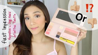 Gigi Hadid x Maybelline Jetsetter Palette First Impression (in Bahasa)