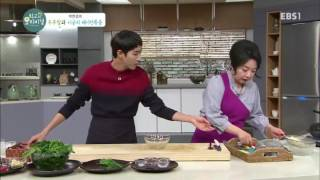 최고의 요리 비결 - 박연경의 두부밥과 시금치 베이컨볶음_#002