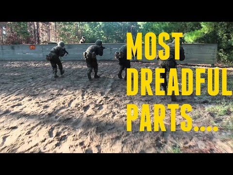 Most Dreadful Part of Marine Bootcamp| Vid Request