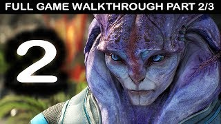 Mass Effect: Andromeda Full Game Walkthrough - No Commentary Part 2/3