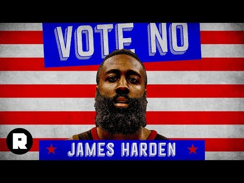 Vote NO for James Harden | 2018 NBA MVP Attack Ads | The Ringer