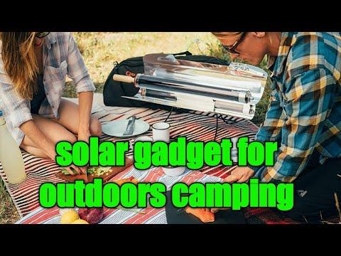 solar gadget for outdoors camping//best solar gadget //camping gadget