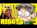 FNAF Animation | Jacksepticeye Animated | James Farr Reaction | AyChristene Reacts