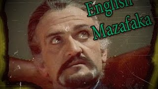 волшЕбное TV English Mazafaka Do You Speak It Инглиш мазафакер