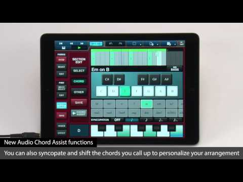 Yamaha Mobile Music Sequencer - V3.0: Overview - iPhone, iPod touch, iPad App
