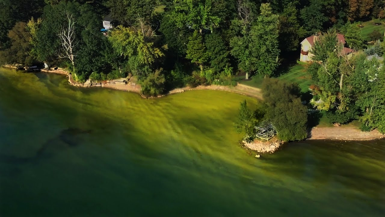 Chlorine levels boosted in public water system as precaution to Skaneateles Lake algal bloom