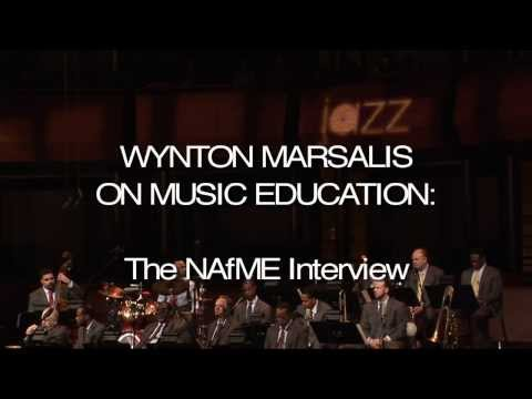 Wynton Marsalis on Music Education: The NAfME Interview