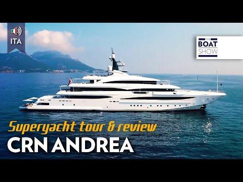 [ITA] CRN M/Y - CLOUD 9 - Tour & Interni - The Boat Show