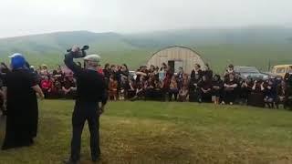 Зажигательная сельская свадьба)) Дагестан