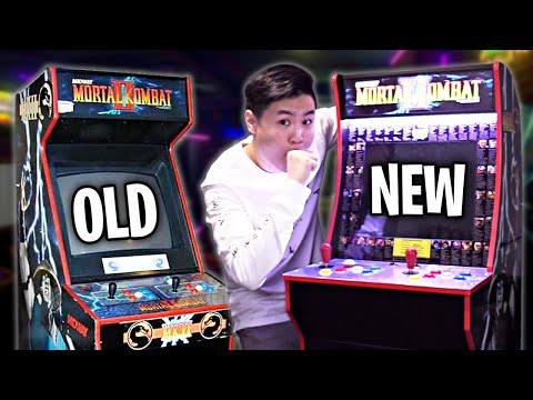 Modding My Mortal Kombat Arcade Machine!! [DAY 8]