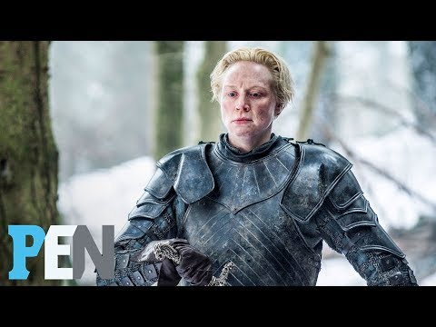 GOT: Gwendoline Christie Discusses Woman At The Forefront Of Television | PEN | Entertainment Weekly