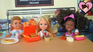 Barbie Chelsea's Fun Adventures - Doll Stories